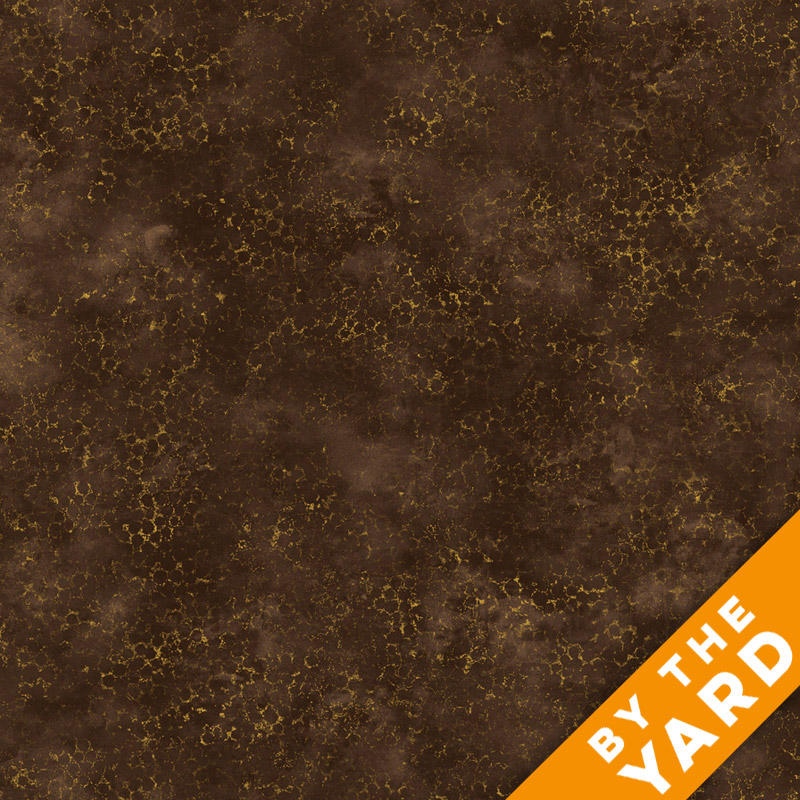 Artisan Spirit Shimmer by Northcott - Earth - 20259M-36 - Fabric by the Yard