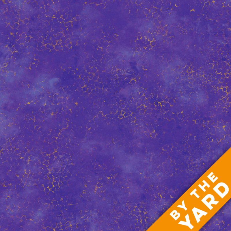 Artisan Spirit Shimmer by Northcott - Pansy - 20259M-85 - Fabric by the Yard