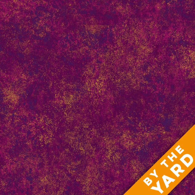 Artisan Spirit Shimmer by Northcott - Hibiscus - 20260M-28 - Fabric by the Yard