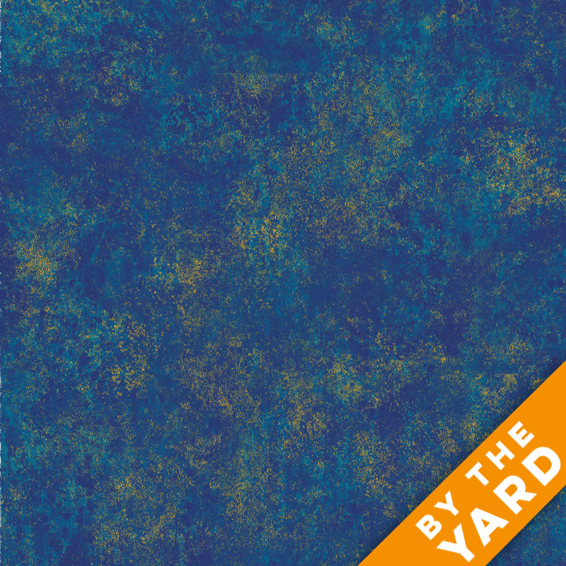 Artisan Spirit Shimmer by Northcott - Blue Lagoon - 20260M-49 - Fabric by the Yard