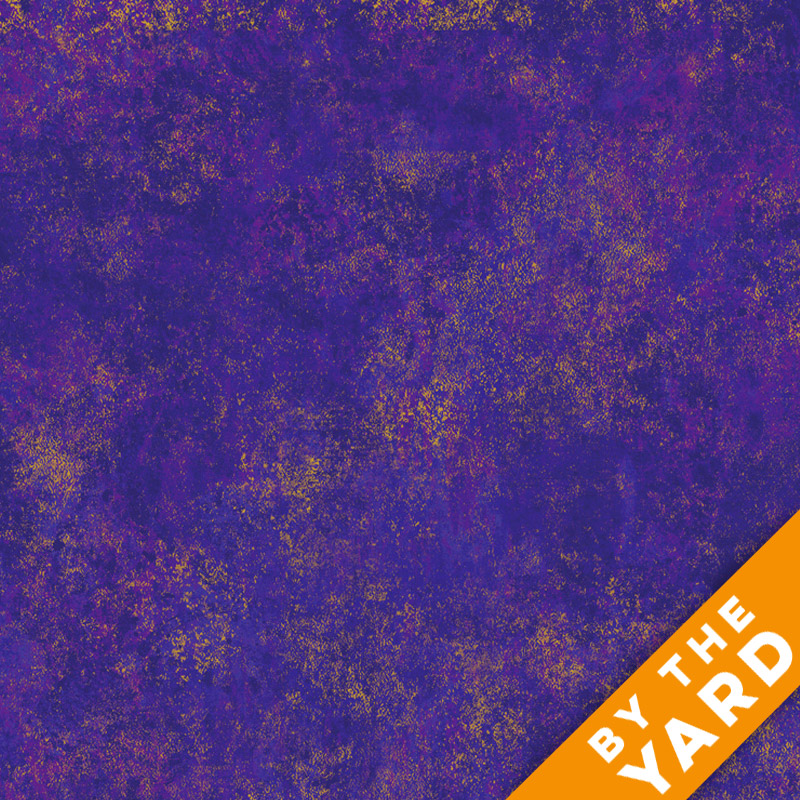 Artisan Spirit Shimmer by Northcott - Pansy - 20260M-85 - Fabric by the Yard