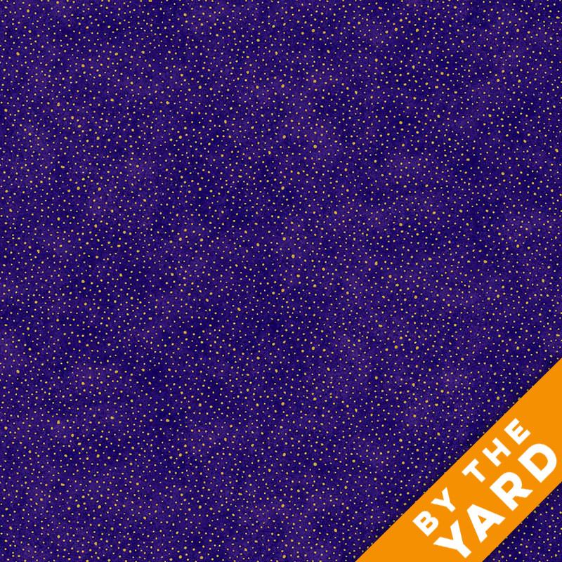 Artisan Spirit Shimmer by Northcott - Pansy - 20426M-85 - Fabric by the Yard