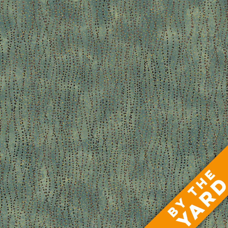 Artisan Spirit Shimmer by Northcott - Earth - 21461M-65 - Fabric by the Yard