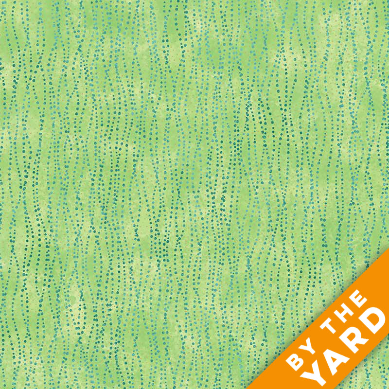 Artisan Spirit Shimmer by Northcott - Peacock - 21461M-71 - Fabric by the Yard
