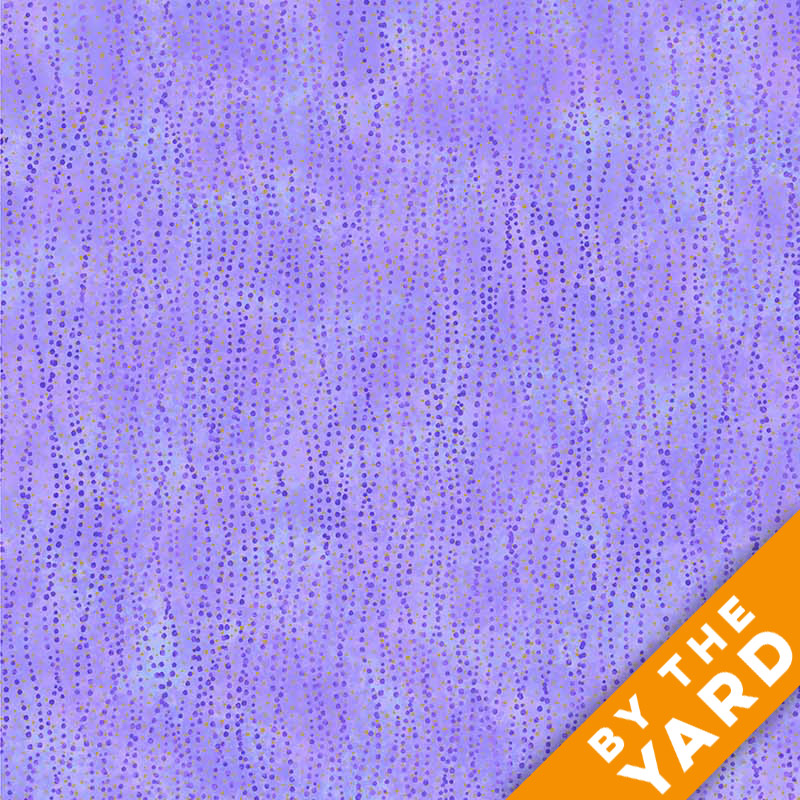Artisan Spirit Shimmer by Northcott - Pansy - 21461M-83 - Fabric by the Yard