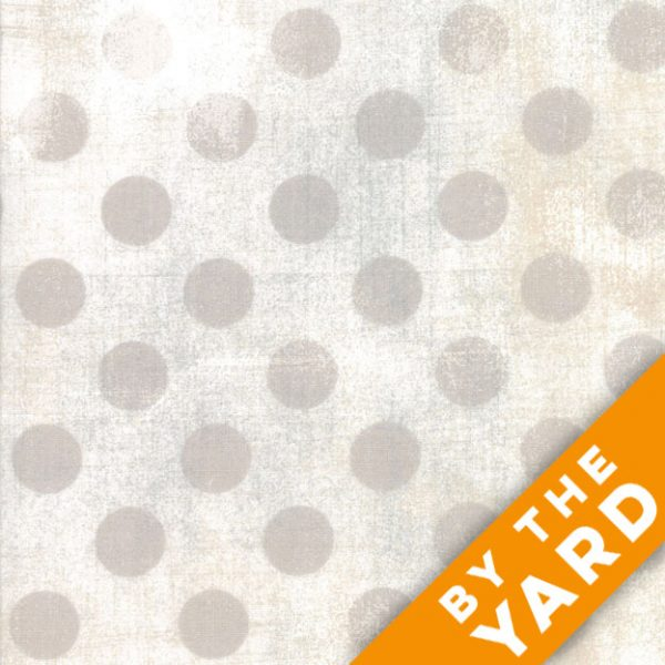 Grunge Hits the Spot - White Paper by Moda Fabrics - 30149-11 - Fabric by the Yard