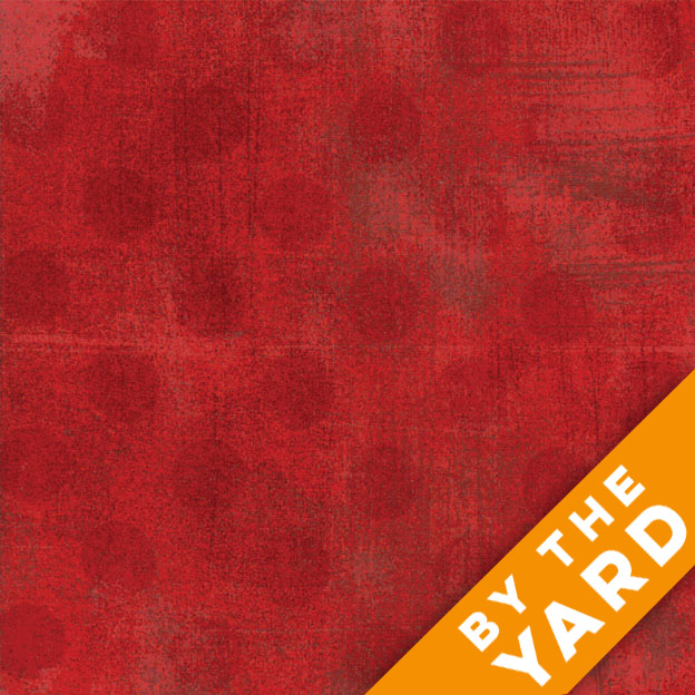 Grunge Hits the Spot - Red by Moda Fabrics - 30149-22 - Fabric by the Yard