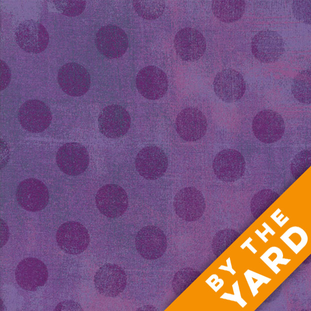 Grunge Hits the Spot - Grape by Moda Fabrics - 30149-24 - Fabric by the Yard