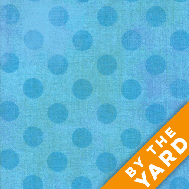 Grunge Hits the Spot - Sky by Moda Fabrics - 30149-26 - Fabric by the Yard