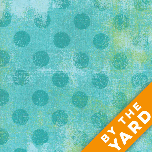 Grunge Hits the Spot - Pool by Moda Fabrics - 30149-30 - Fabric by the Yard