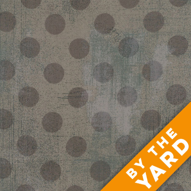Grunge Hits the Spot - Grey Couture by Moda Fabrics - 30149-33 - Fabric by the Yard