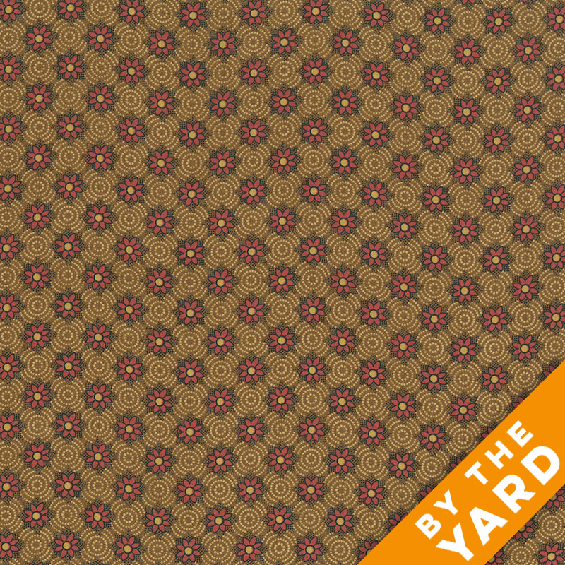 Andover - Jo Morton - Emilie Rose - 7736-EN - Fabric by the Yard