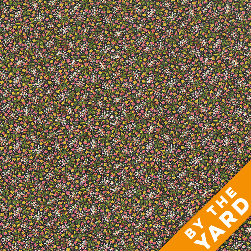 Andover - Little House on the Prairie - Prairie Flowers - 7947-K - Fabric by the Yard