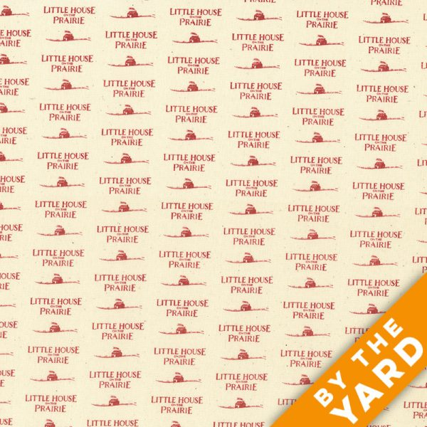 Andover - Little House on the Prairie - Scenic Icons - 7982-R - Fabric by the Yard