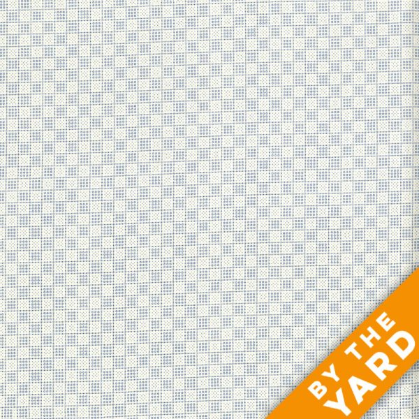 Andover - Downton Abbey - 2602 Blue - Fabric by the Yard