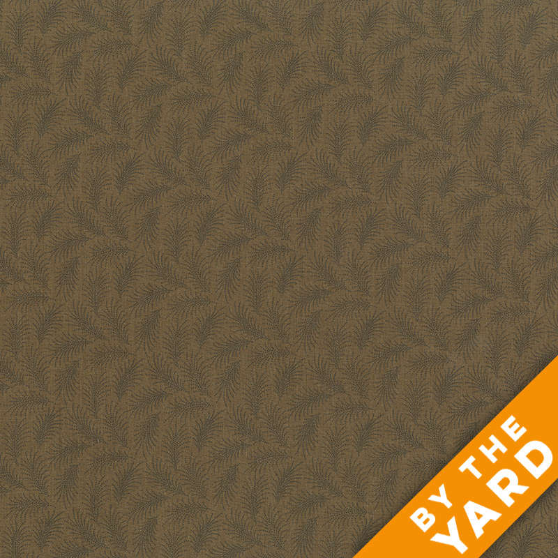 Andover - Downton Abbey - 7332 Brown - Fabric by the Yard