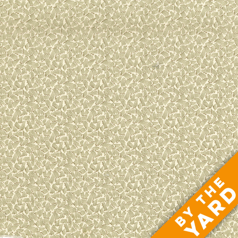 Andover - Downton Abbey - 7601 Brown - Fabric by the Yard