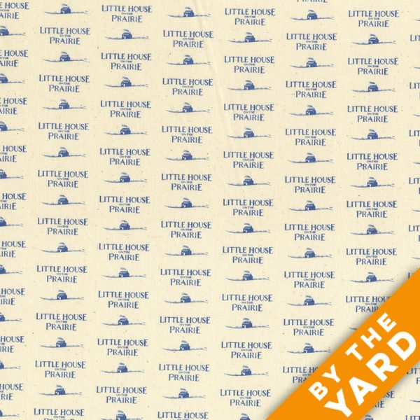 Andover - Little House on the Prairie - Scenic Icons - 7982-B - Fabric by the Yard