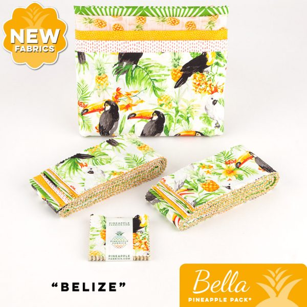 Belize - Bella Pineapple Pack