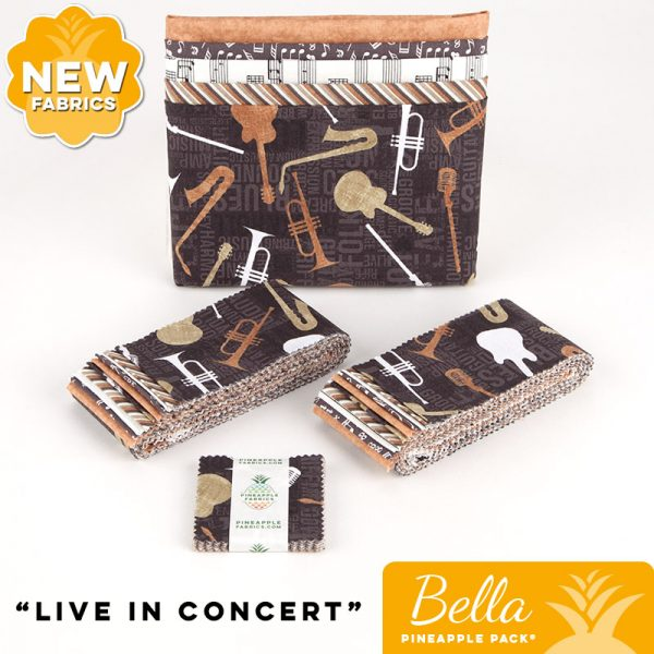 Live in Concert - Bella Pineapple Pack