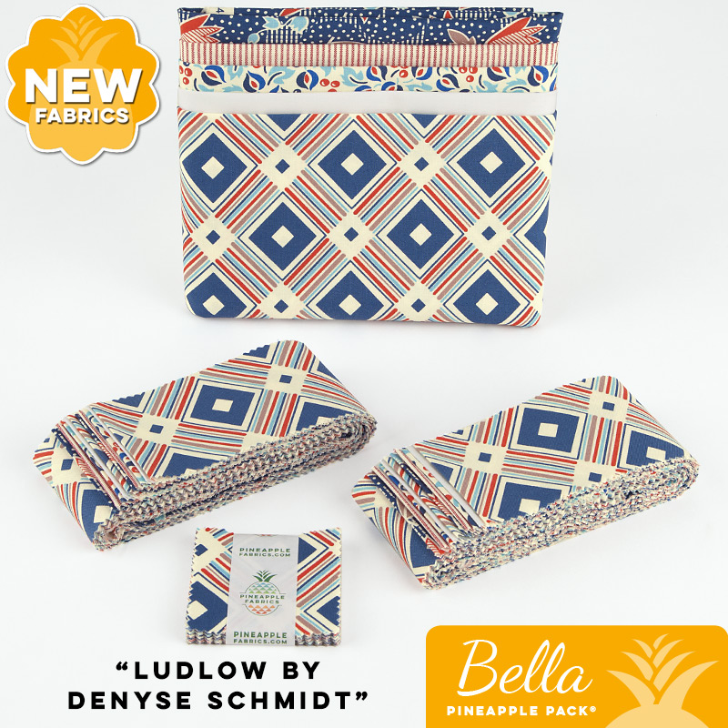 Ludlow by Denyse Schmidt - Bella Pineapple Pack