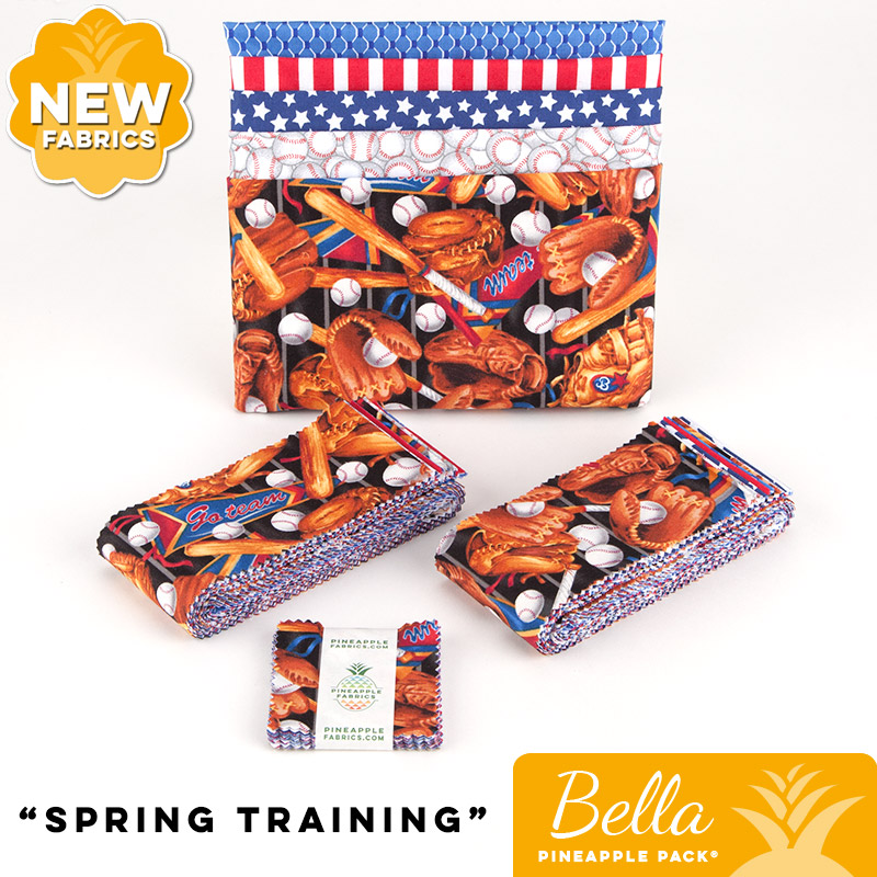 Spring Training - Bella Pineapple Pack