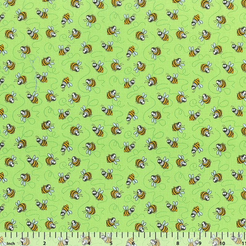 Blank Quilting - Garden Critters - 7351-66 - By the Yard
