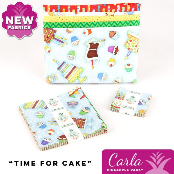 Time for Cake - Carla Pineapple Pack