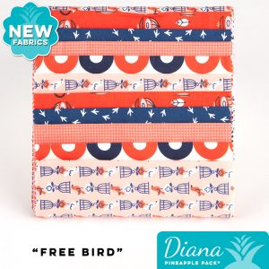 Free Bird - Diana Pineapple Pack