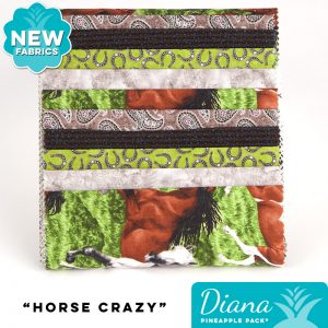 Horse Crazy - Diana Pineapple Pack