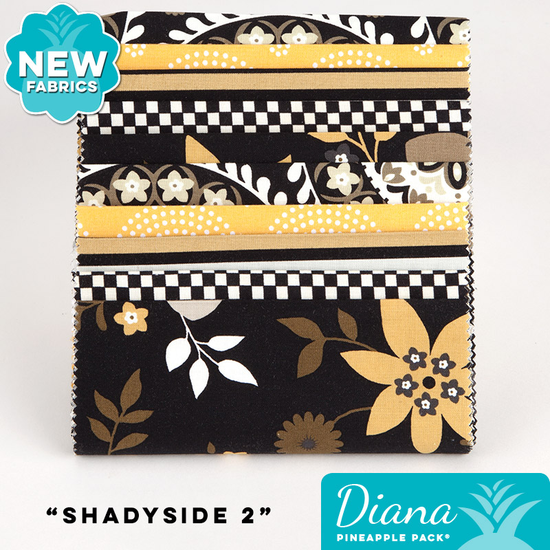 Shadyside 2- Diana Pineapple Pack