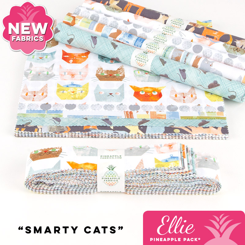 Smarty Cats - Ellie Pineapple Pack