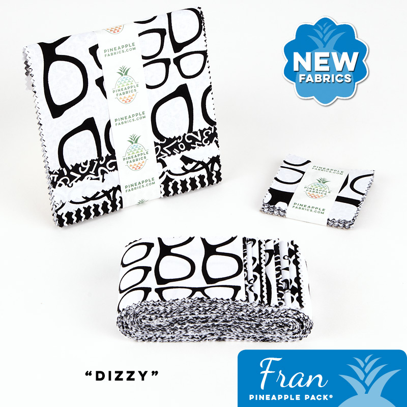 Dizzy - Fran Pineapple Pack