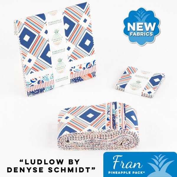 Ludlow by Denyse Schmidt - Fran Pineapple Pack