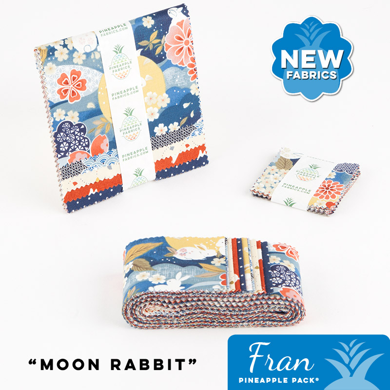 Moon Rabbit - Fran Pineapple Pack