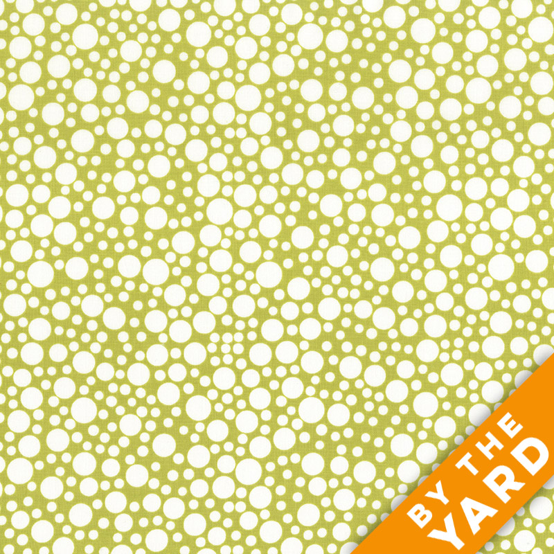 Michael Miller - Play Dot - CX3136-CEDA - Fabric By the Yard