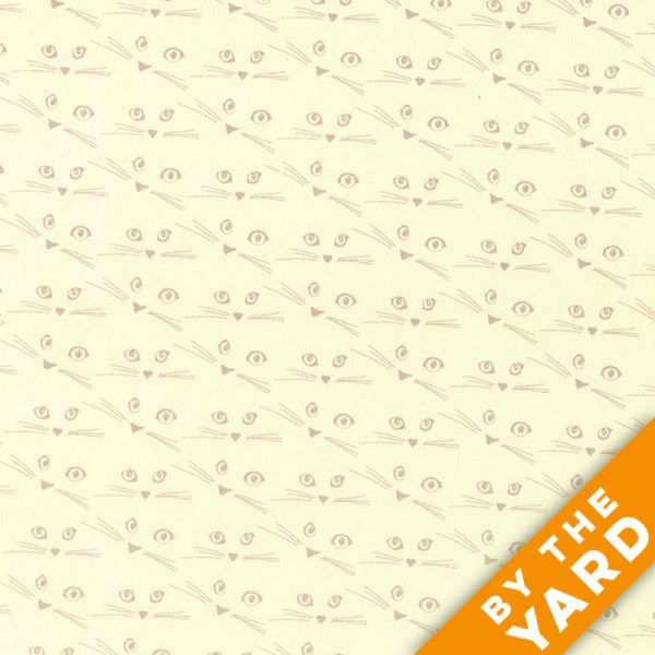 Michael Miller - Cattitude - DC-6911-Trut-D - Fabric By the Yard