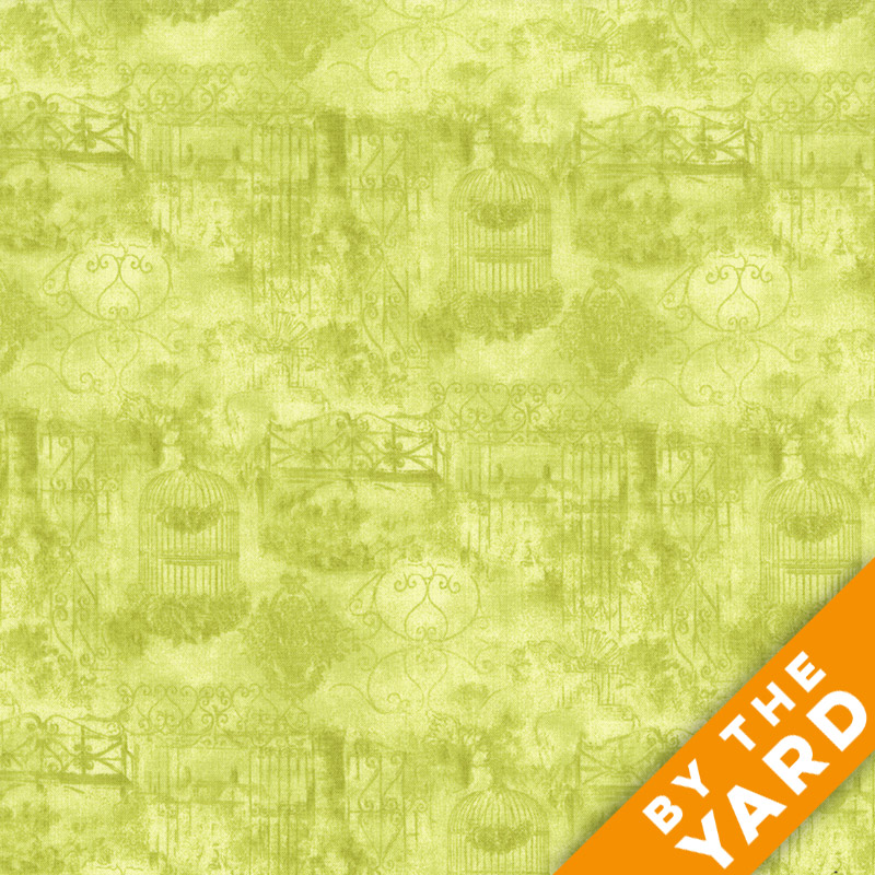Paintbrush Studio - A Walk in the Park - 120-10032 - Fabric by the Yard