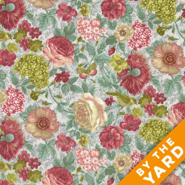 Paintbrush Studio - A Walk in the Park - 120-10001 - Fabric by the Yard