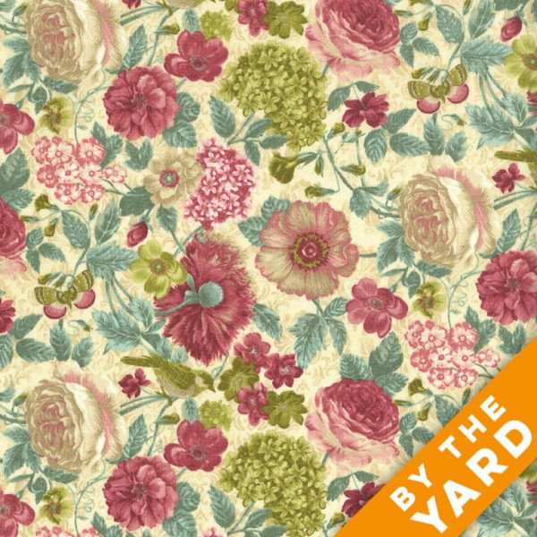 Paintbrush Studio - A Walk in the Park - 120-10002 - Fabric by the Yard