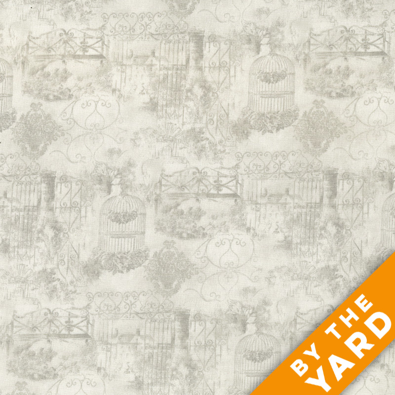 Paintbrush Studio - A Walk in the Park - 120-10031 - Fabric by the Yard