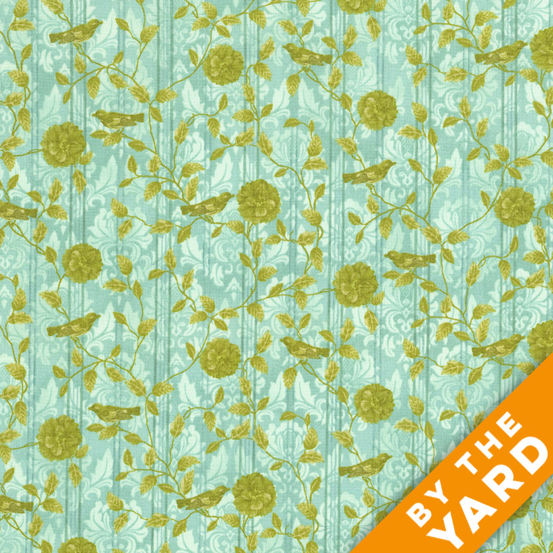 Paintbrush Studio - A Walk in the Park - 120-10042 - Fabric by the Yard