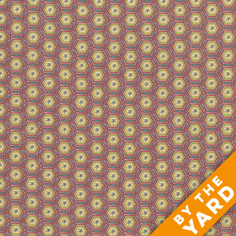 Paintbrush Studio - A Walk in the Park - 120-10061 - Fabric by the Yard