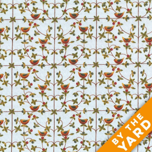 Windham - Karen Cruden - Simple Life - 39055-4 - Fabric by the Yard