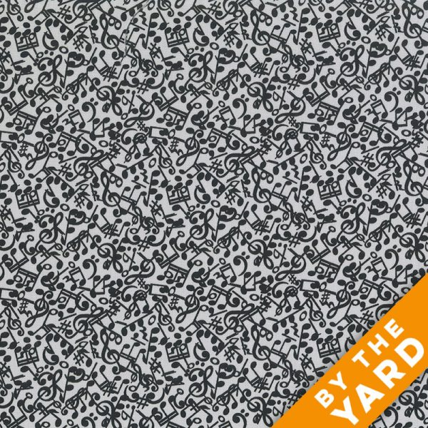 Windham - Whistler Studios - Three Quarter Time - 41062-4 - Fabric by the Yard