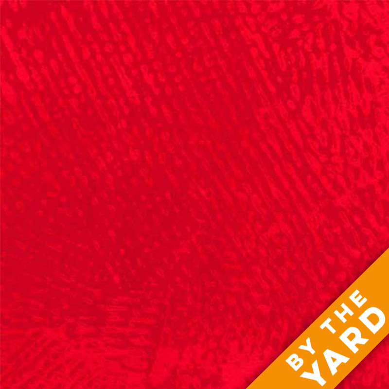 P B Bahara Red 4748 26795 Fabric By The Yard