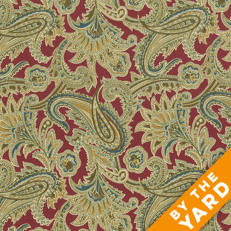 Windham The Golden Age 41233 X Fabric By The Yard