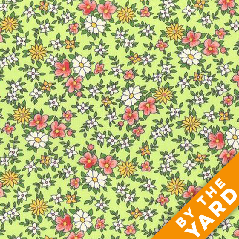 Wilmington Prints 98581 737 Fabric By The Yard