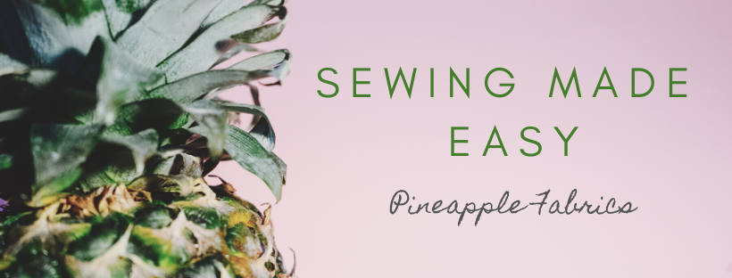 Pineapple Fabrics Blog